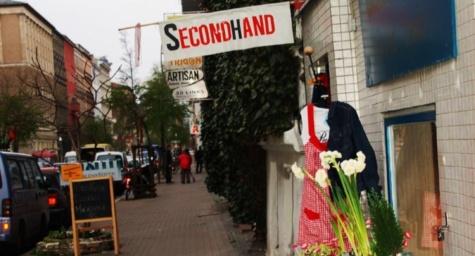 secondhand-laden